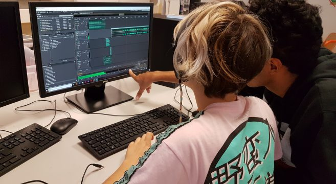 etudiants adobe audition