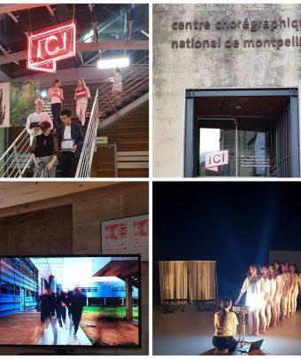 Moments choisis de la soirée au CCN