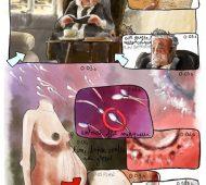 Storyboard expressif d'Eva